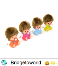 Universal Cute Monchhichi Doll Power Bank USB Portable Mobile Power Supply for iphone 5 6 5s samsung S4 S5 HTC