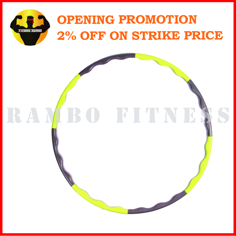 Weighted Hula Hoop,Hula Ring,Magnetic Massage Hula Hoop