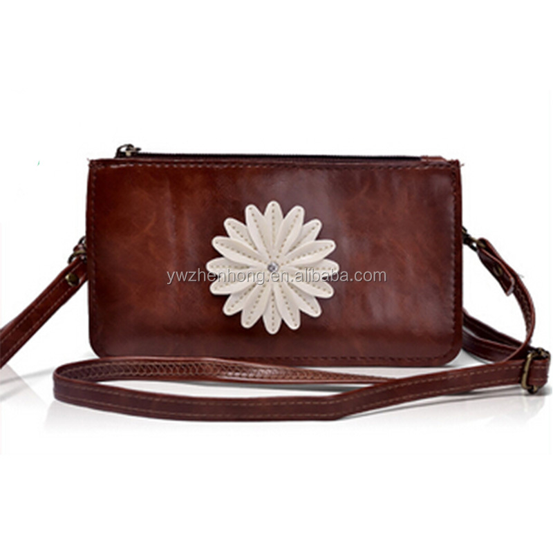 Kamus brand new design fashion PU bag in italy style leather Single shoulder bag for girls
