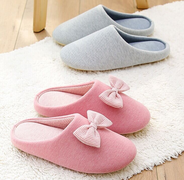 wholesale Indoor slippers TPR anti-skid high-quality coral fleece slipper