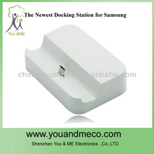 high efficient charger dock station for galaxy note 3 docking station