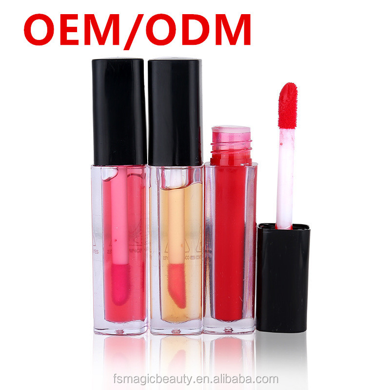 OEM private label lipgloss liquid matte lipstick without logo custom label waterproof