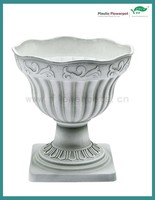 KD2941WP-KD2944WP plastic flower pots and urns