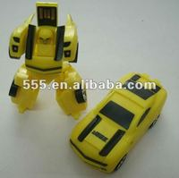 2013 NEW Transformer car USB Flash Stick, car shape pen drive