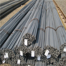 ASTM A615M GR 40 GR60 high tensile deformed steel rebar, iron rods for building construction, factory price