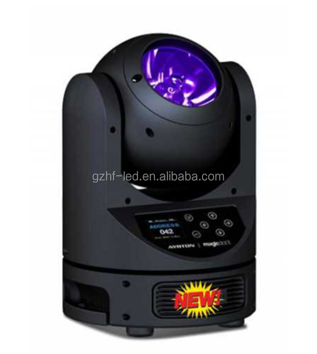 Professional 60W COB LED Magic Mini Beam Moving Head Ceiling Light