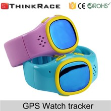 GPS watch phone/gps tracker smart tracker with pedometer and Customizable gps tracking