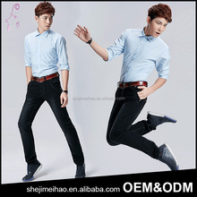 Promotional Products Man Casual Straight Trousers Stretch Bulk Wholesale Jeans for Men