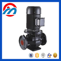 ISG standard high pressure clean water supply swimming pool car wash industrial centrifugal pump