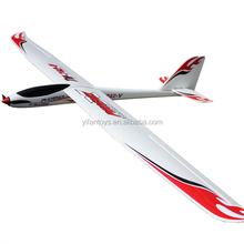 2.4Ghz 6-Channels Light weight Phoenix Evolution 2.6m-1.6m exchangeable 2 in1 RC Glider TW 742-5 Airplane Models