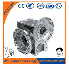 Go kart high grade holly steel worm gearbox