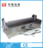 Heating glue machine for paper and photo