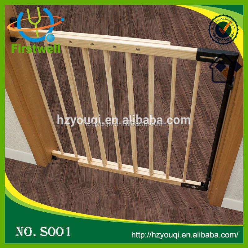 Extra Tall Auto Close Indoor Baby and Pet Safety Gate