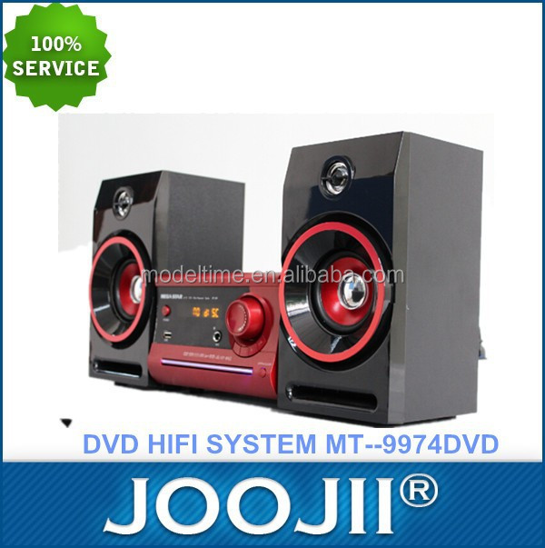 Mini DVD HIFI System with CD Ripping function