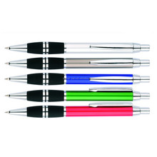 Metal Aluminium promotional products Parker (jumbo) ink refill ballpoint pen Custome print your logo