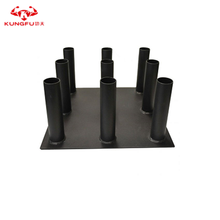 China Cross Fit Nine Holes Barbell Rack