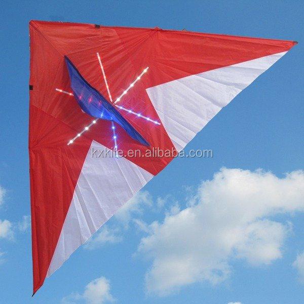 china weifang cheap led light kite