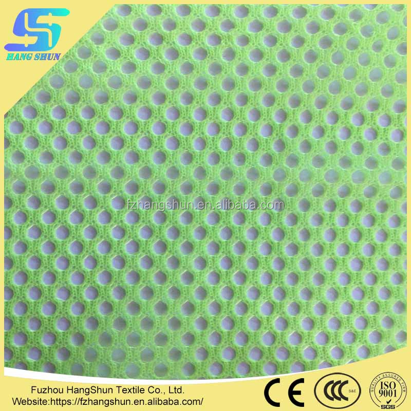 China Wholesale 100 Polyester Mesh Fabric