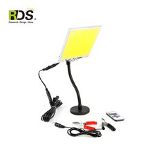 Good Quality Solar Portable Car Crank Light 12 Volt Led Camping Lantern For China