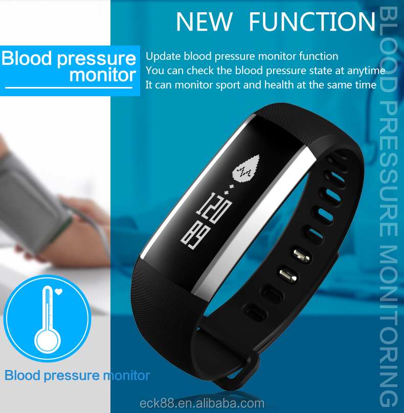 BT4.0 Smart Band Bracelet Heart Rate Monitor Smartband Activiety Fitness Tracker Wristband for IOS Android Phones