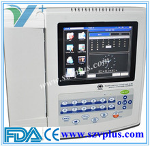 Digital Twelve Channel ECG Machine with printing function---electrocardiogram