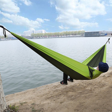 Hot Selling Double Hanging Swinging Hammock