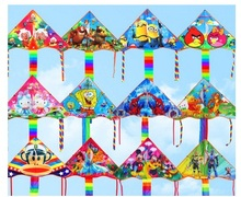 Promotional modern kite,cartoon gift kites, stunt kite