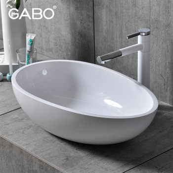 Artificial stone economic sink for sale