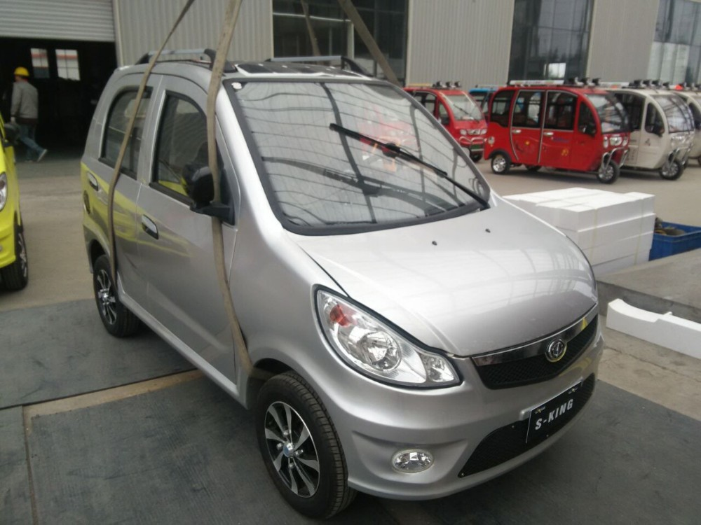 Import electric car made in china
