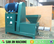 rice husk charcoal Briquetting press making machine