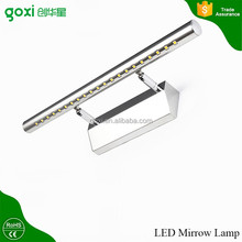 Good Quality 5W 7W 9W IP44 LED Mirror Light For Bathroom Hotel Wall lamp with CE RoHS