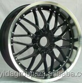 18inch replica wheel rims aluminum alloy wheel for sale 5*114.3-51