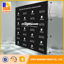 Exhibition Booth Display Pop Up Banner Stands