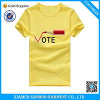 China Factory High Quality Cheap Short Slevee Tee Shirt For Sale