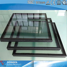 hot sell windows' clear insulated glass factory in DongGuan with CE