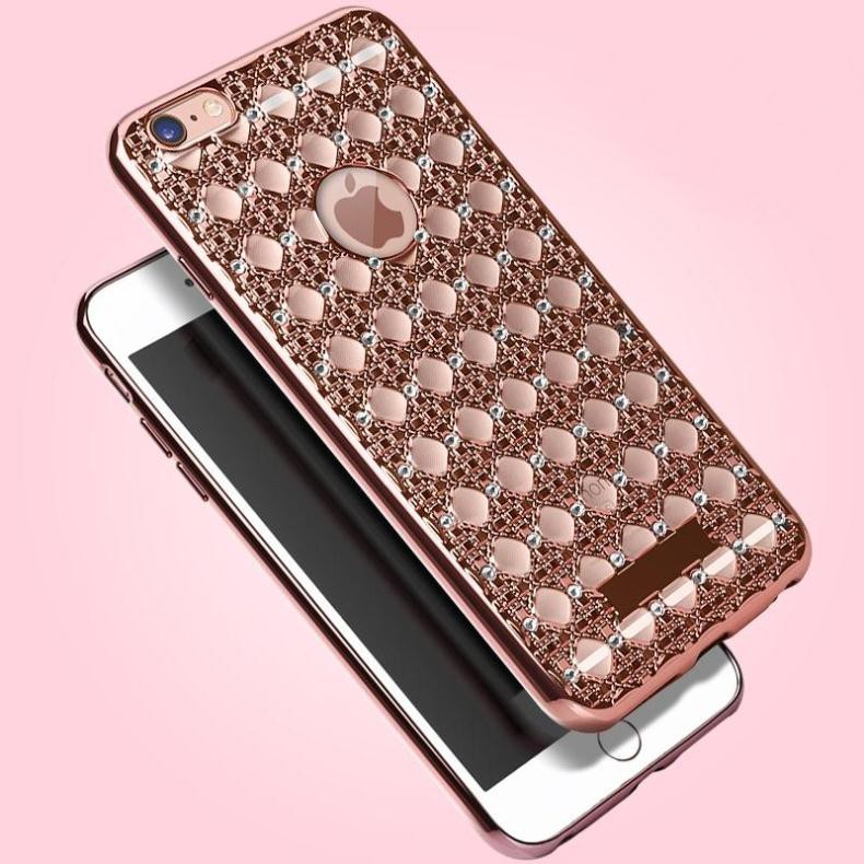 phone case with floating diamond case cover for sony xperia neo l mt25i