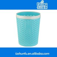 2015 dustbin plastic color coded,stainless cheap trash can,indoor plastic trash bins