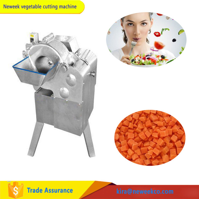 Neweek for small business mango fruit dicer frozen vegetable cutting machine