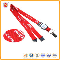 Color Crystal Rhinestone Lanyard With Id Badge Holder