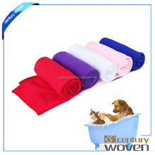 Pet cleaning towel
