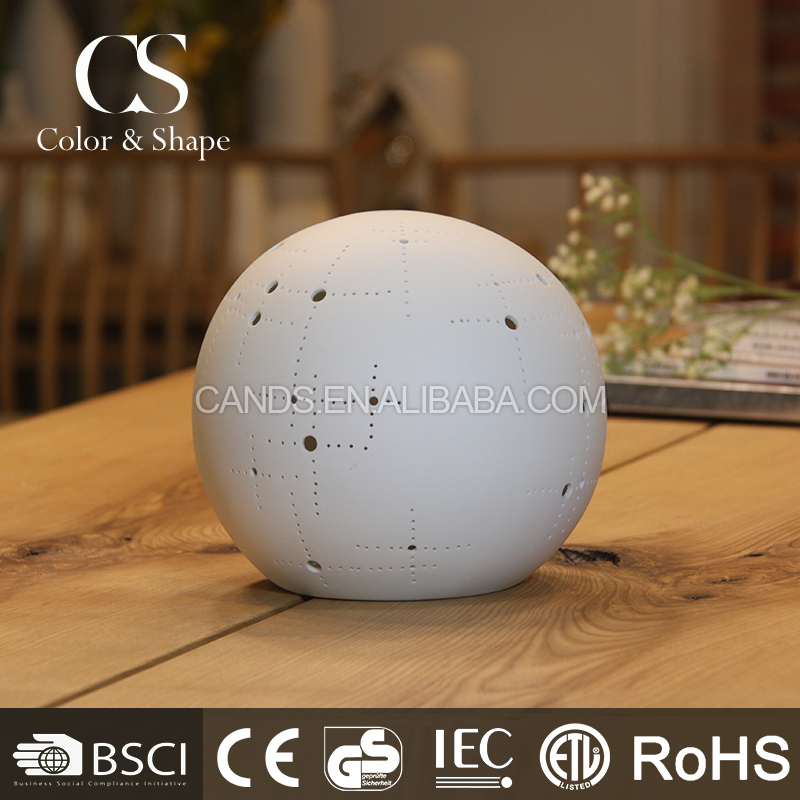 Good price and excellent quality round LED table lamp