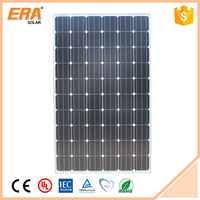 RoHS CE TUV waterproof 12v 250w solar panel price in india