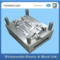 High quality low price frp grp mould