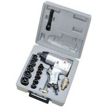 Gw-16hk 1 / 2 Inch Air Impact Wrench Kit