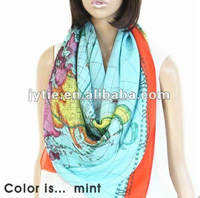 Hot Polyester Wholesale Scarf