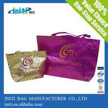 China Manufacturer Custom Design Fashion PP Woven Shopping Bags