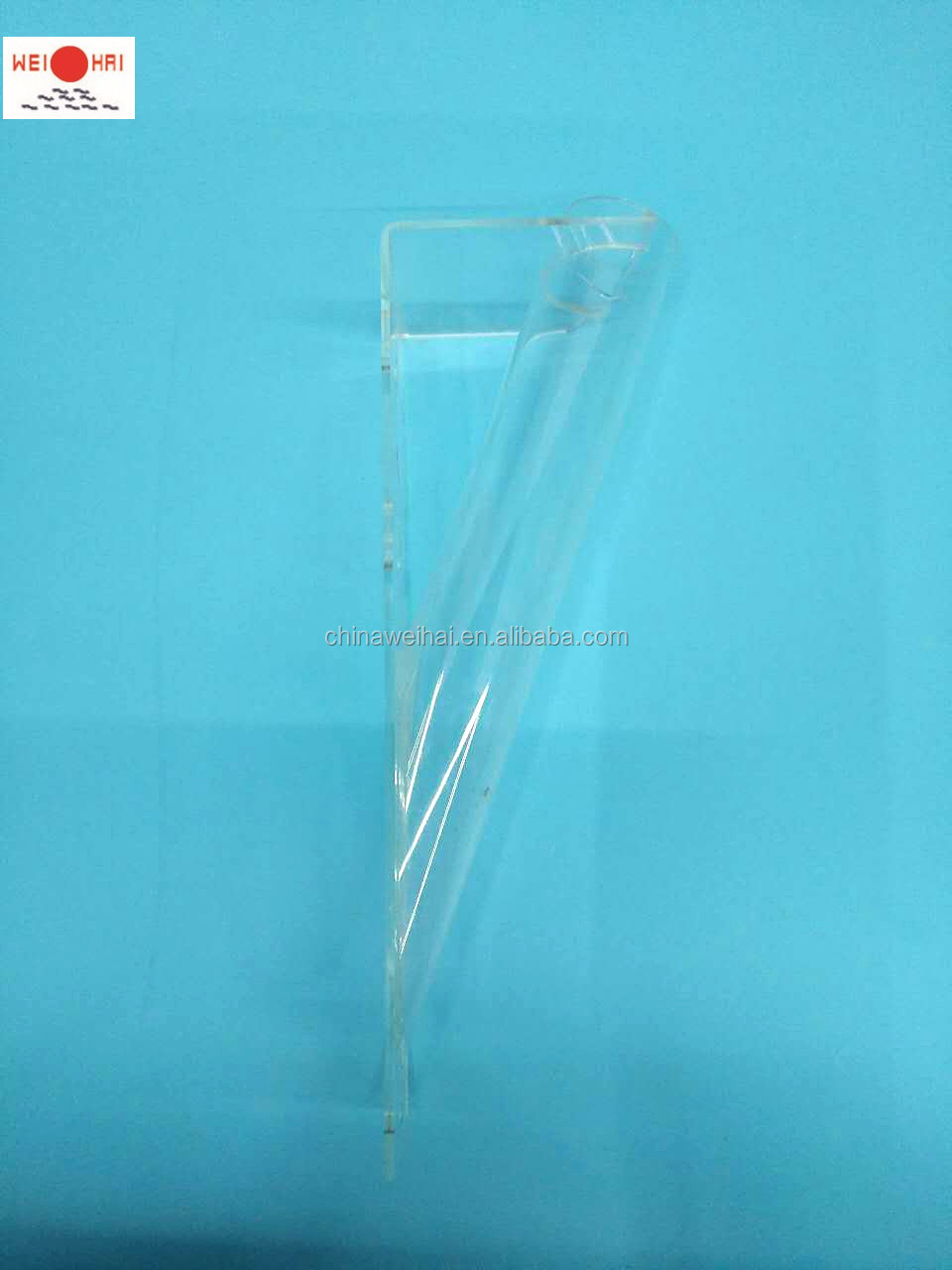 2017 New design Clear Acrylic Flower Box