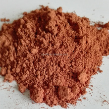 Cerium oxide red oxide glass polishing powder
