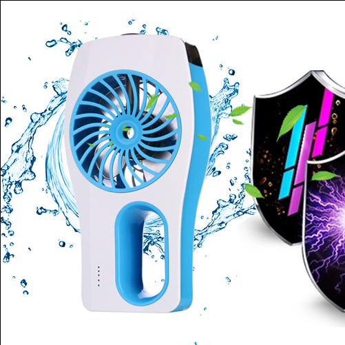 Wholesale 2017 rechargeable usb mini humidifier fan portable air conditioner