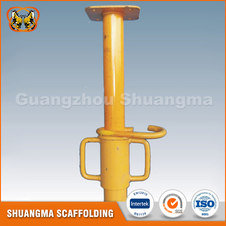 steel telescopic shoring construction props scaffolding